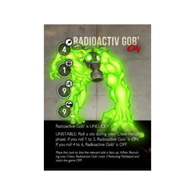 Gob zHeroes: Radioactiv Gob – EN