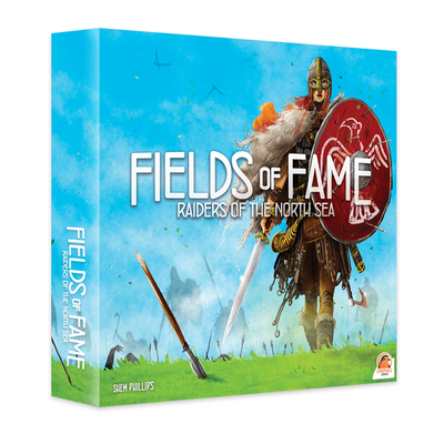 Raiders of the North Sea: Fields of Fame – EN