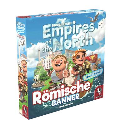 Imperial Settlers: Empires of the North – Römische Banner – DE