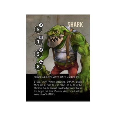 Gob zHeroes: Shark – EN