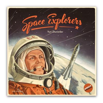 Space Explorers – DE