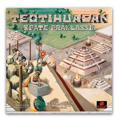 Teotihuacan: Späte Präklassik – DE