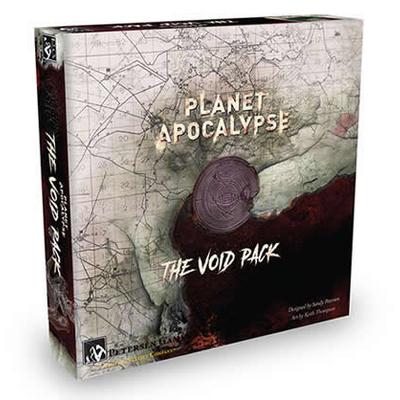 Planet Apocalypse: Leere Erweiterung – DE