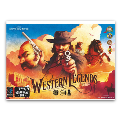 Western Legends – DE