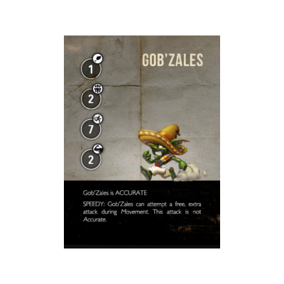 Gob zHeroes: Gob Zales – EN