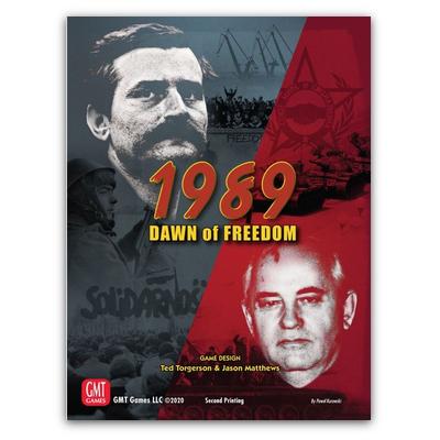 "1989 Dawn of Freedom ""2nd. Printing"" – EN"