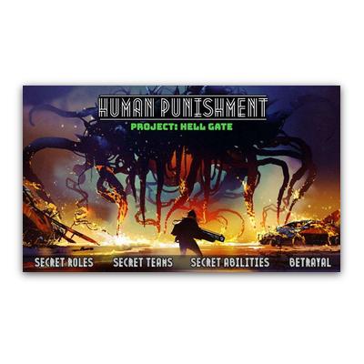 Human Punishment: Project Hell Gate – DE