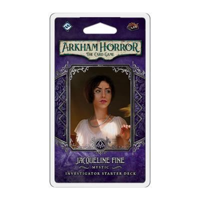 Arkham Horror LCG: Jacqueline Fine Investigator Starter Deck – EN