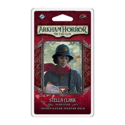 Arkham Horror LCG: Stella Clark Investigator Deck – EN