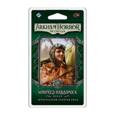 Arkham Horror LCG: Winifred Habbamock Investigator Deck – EN