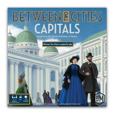 Between two Cities: Capitals – EN