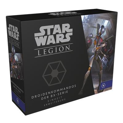 Star Wars Legion: Droidenkommandos der BX-Serie – DE