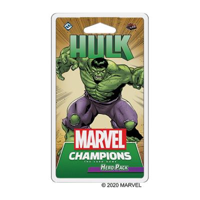 Marvel Champions: Hulk – EN