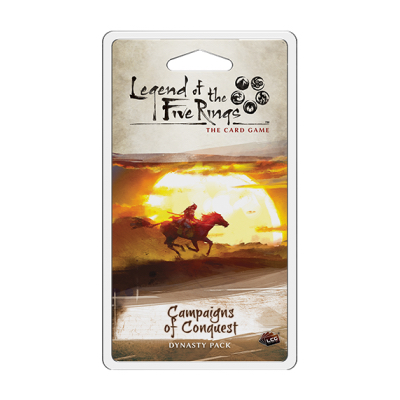 L5R: Dominion 4 – Campaigns of Conquest – EN