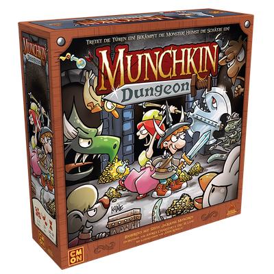 Munchkin Dungeon – DE