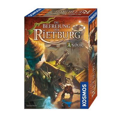 Die Befreiung der Rietburg – DE