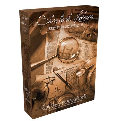 Sherlock Holmes Beratender Detektiv: Die Themse-Morde & andere Fälle – DE