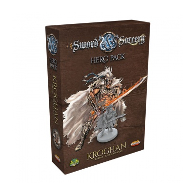 "Sword & Sorcery: Kroghan ""Hero Pack"" –  DE"