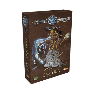 "Sword & Sorcery: Samyria ""Hero Pack"" –  DE"