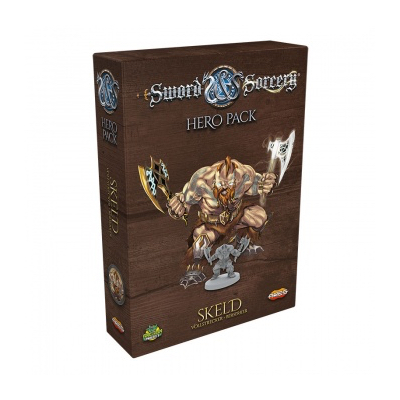 "Sword & Sorcery: Skeld ""Hero Pack"" –  DE"