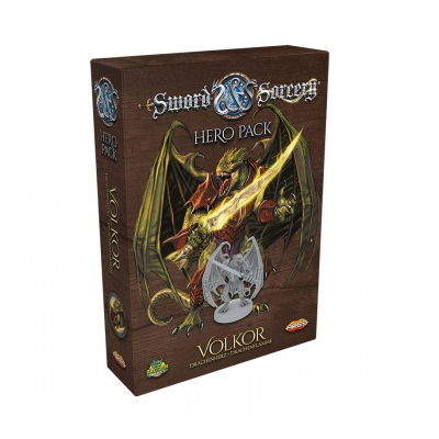 "Sword & Sorcery: Volkor ""Hero Pack"" –  DE"