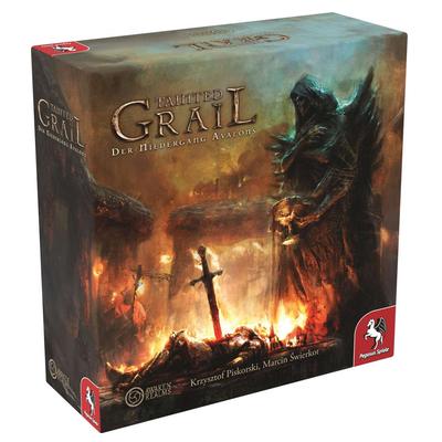 Tainted Grail – DE