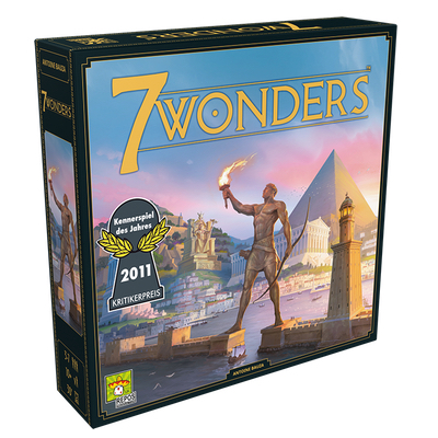 7 Wonders (neues Design) – DE