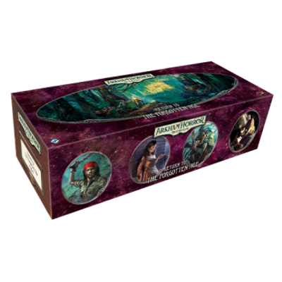Arkham Horror LCG: Return to the Forgotten Age – EN