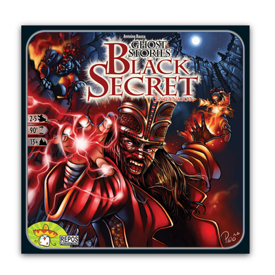 Ghost Stories: Black Secret – EN