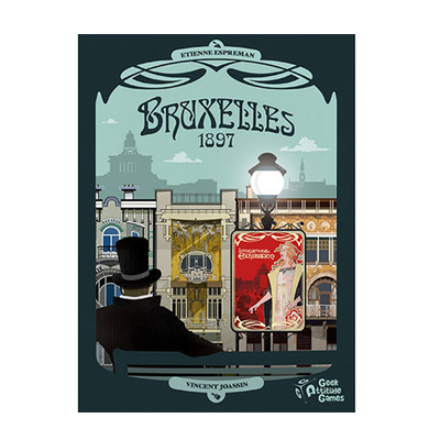 Brüssel 1897 – DE