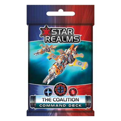 Star Realms: Command Deck – The Coalition – EN