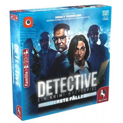 Detective: Erste Fälle – DE
