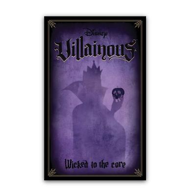 Disney Villainous: Wicked to the Core – EN