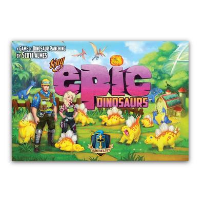 Tiny Epic Dinosaurs – EN