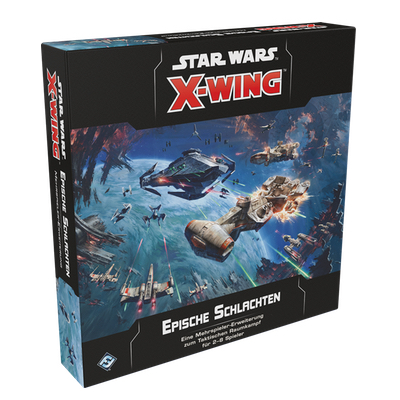 Star Wars X-Wing 2.Edition: Epische Schlachten – DE