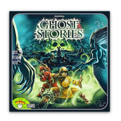 Ghost Stories – EN