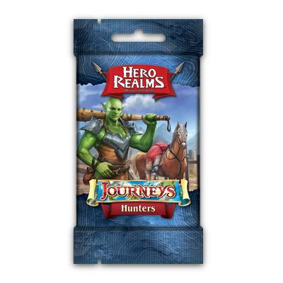 """Hero Realms: Journeys """"Hunters"""" – EN"""