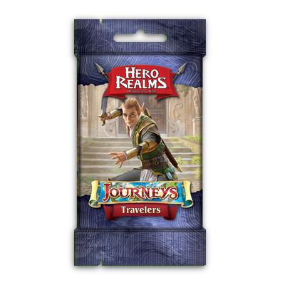 "Hero Realms: Journeys ""Travelers"" – EN"