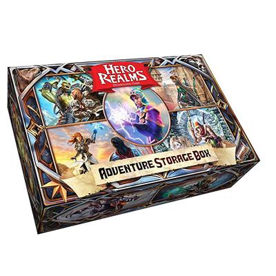 Hero Realms: Adventure Storage Box – EN