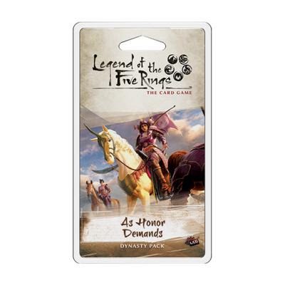 L5R: Dominion 5 – As Honor Demands – EN