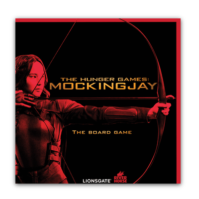 The Hunger Games: Mockingjay – EN (Box light damaged)