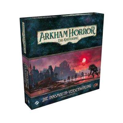 Arkham Horror LCG: Die Innsmouth-Verschwörung – DE