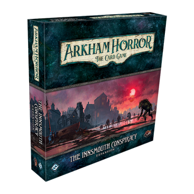 Arkham Horror LCG: The Innsmouth Conspiracy – EN