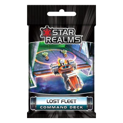 Star Realms: Command Deck – Lost Fleet – EN