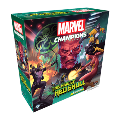 Marvel Champions: The Rise of Red Skull – EN