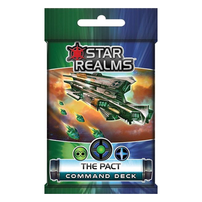 Star Realms: Command Deck – The Pact – EN