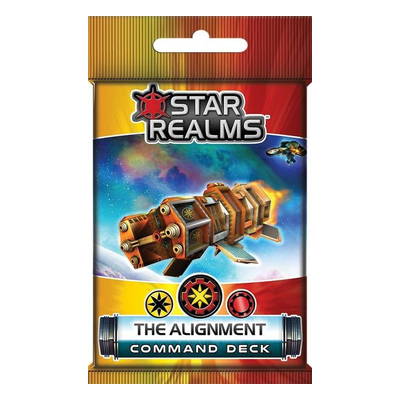 Star Realms: Command Deck – The Alignment – EN