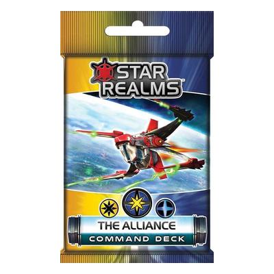 Star Realms: Command Deck – The Alliance – EN