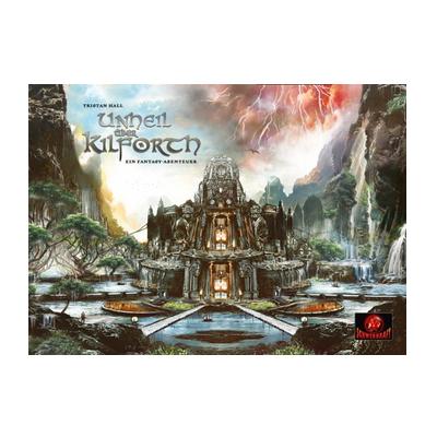 """Unheil über Kilforth """"Kickstarter Version"""" – DE (gebraucht)"""