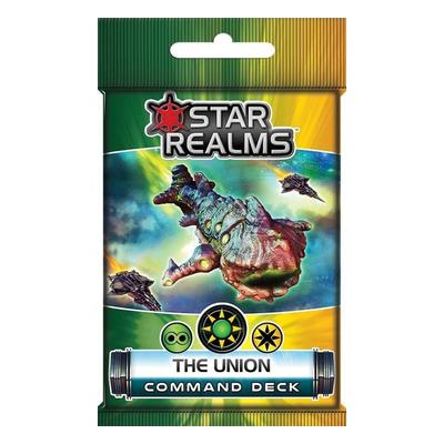 Star Realms: Command Deck – The Union – EN